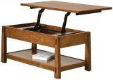 Tahari Open Lift Top Coffee Table