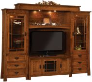 Tahari Wall Entertainment Center