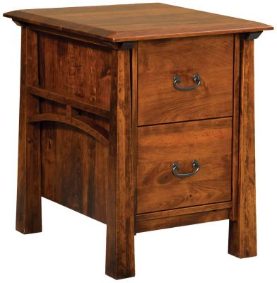 Tahoe 2-Drawer File Cabinet