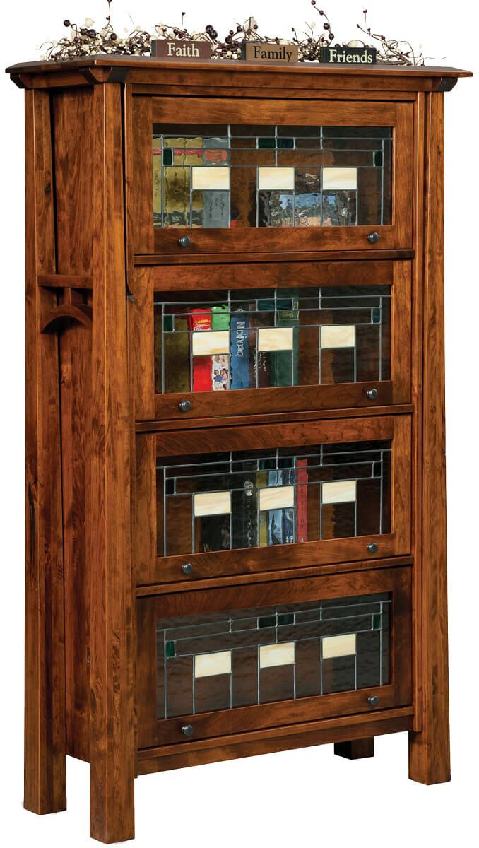 Tahoe 4-Door Barrister Bookcase