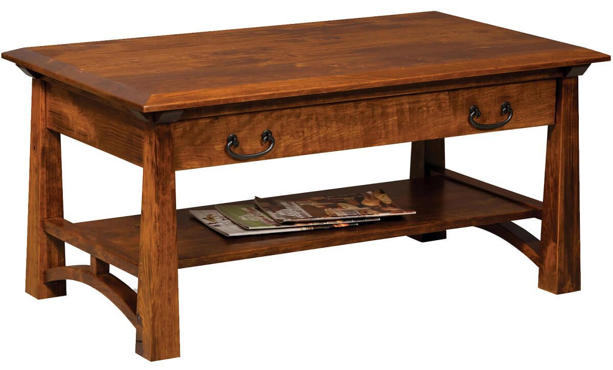 Tahoe Coffee Table with Storage