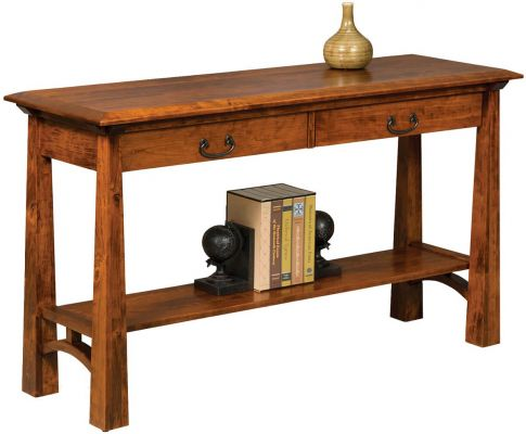 Tahoe Console Table with Storage