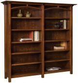 Tahoe Double Bookcase