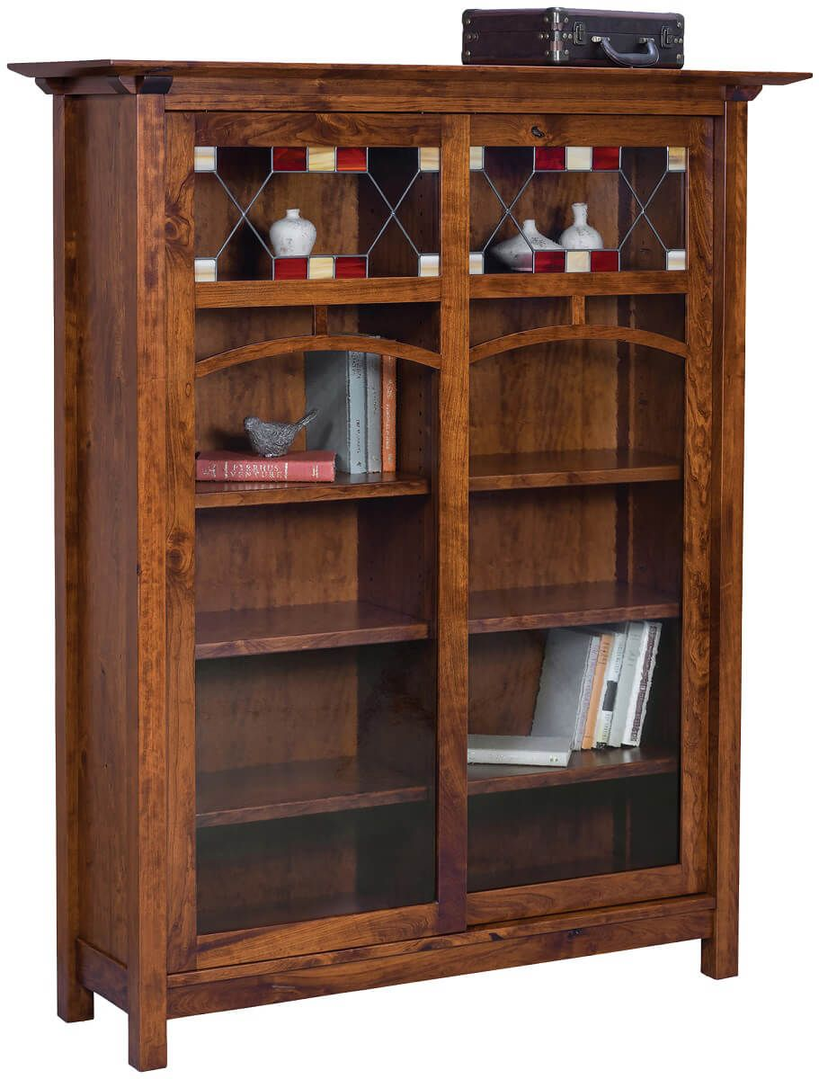 Tahoe Executive Bookcase
