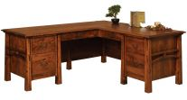 Tahoe L-Shaped Desk