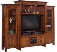 Tahoe Large Home Entertainment Center