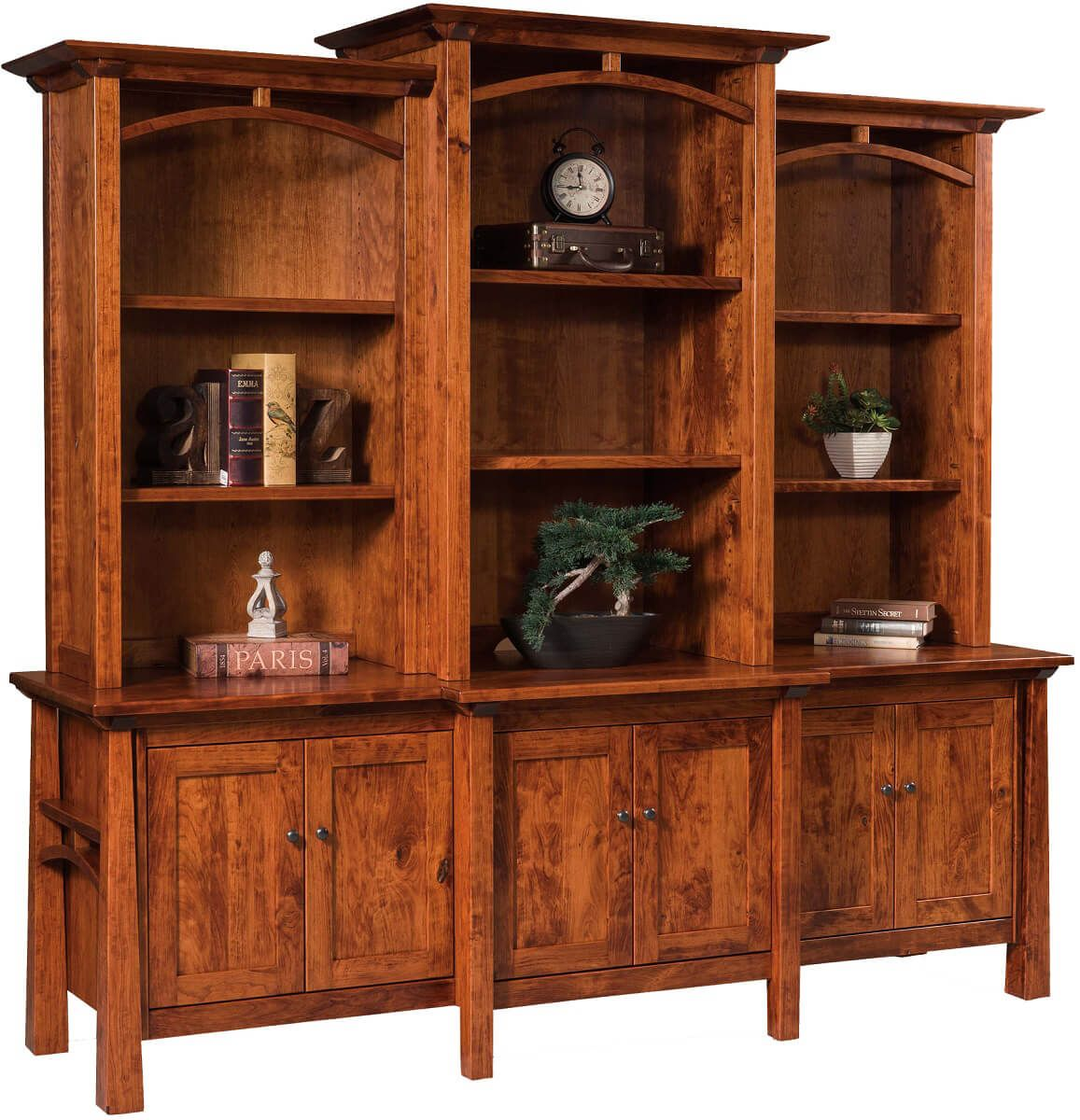Tahoe Large Office Credenza