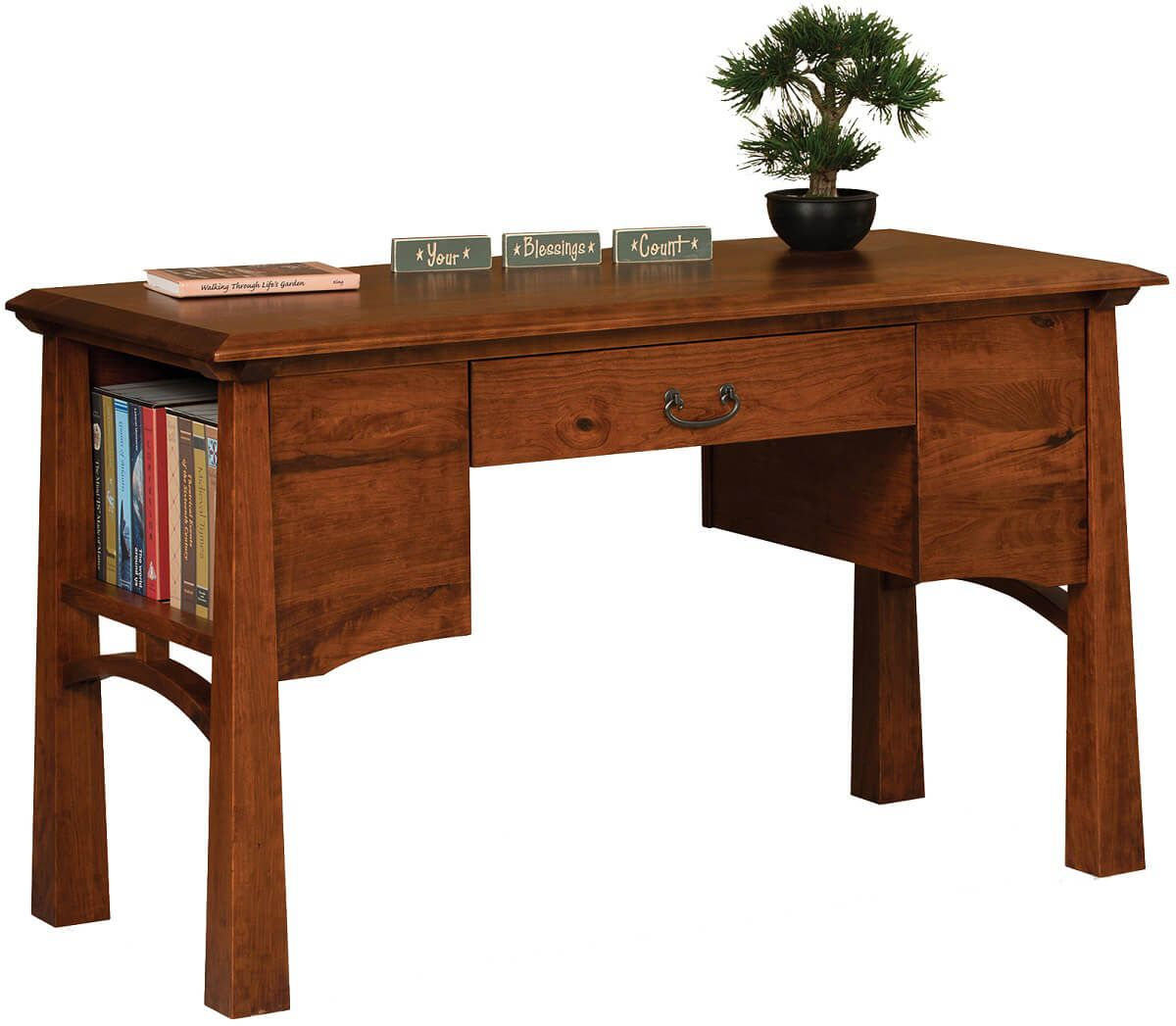 Tahoe Library Desk