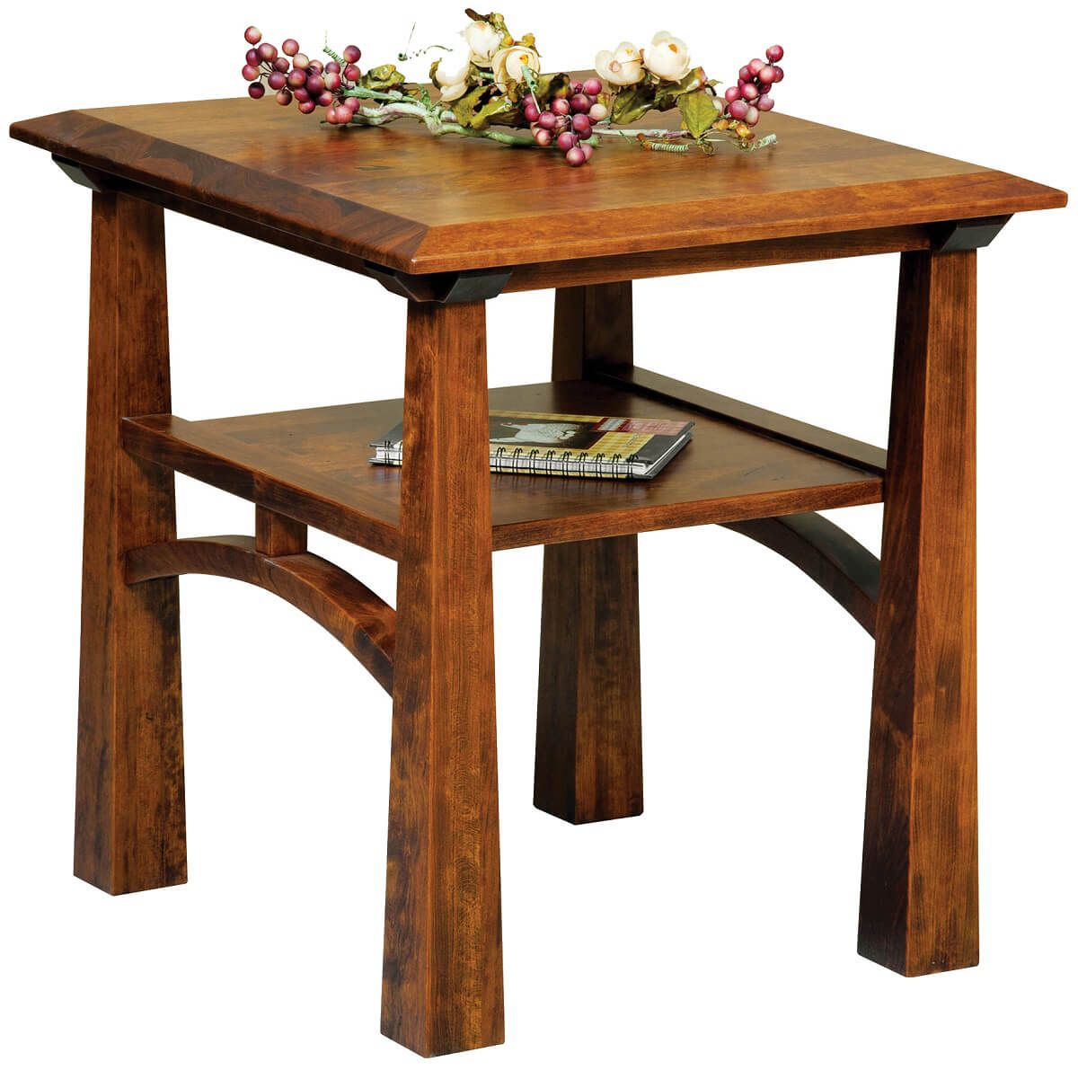 Tahoe Open End Table