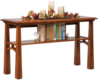 Tahoe Open Sofa Table