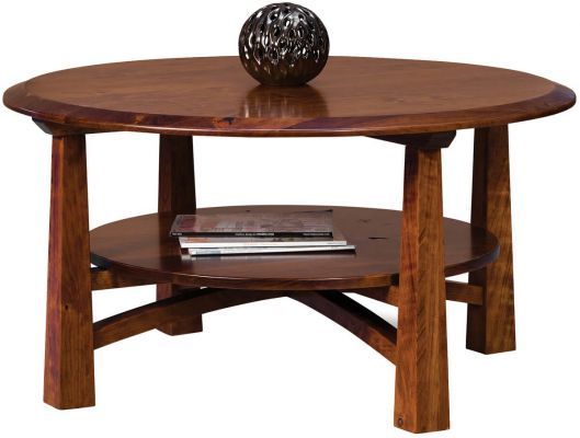 Tahoe Round Coffee Table