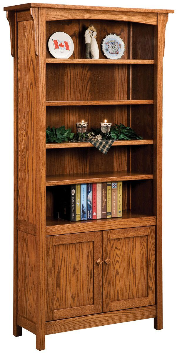 Tiro Bookcase with Storage