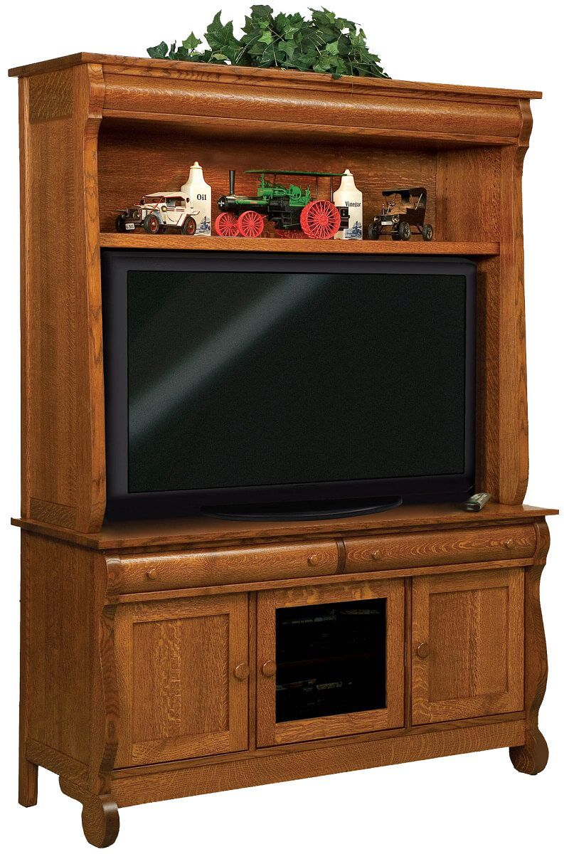 Wyndlot Sleigh Entertainment Center