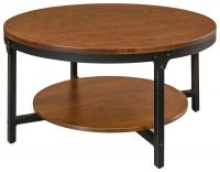 Baden Round Coffee Table