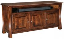 Crossett 3-Door TV Stand