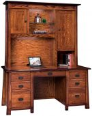 Dresden Hutch Top Desk
