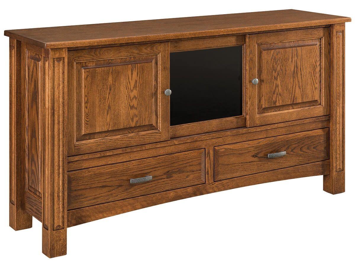 Fairbury 2-Drawer TV Cabinet