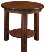 Fairbury Round End Table