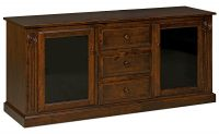 Lorena 2-Door TV Console