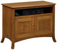 Plymouth 2-Door TV Stand