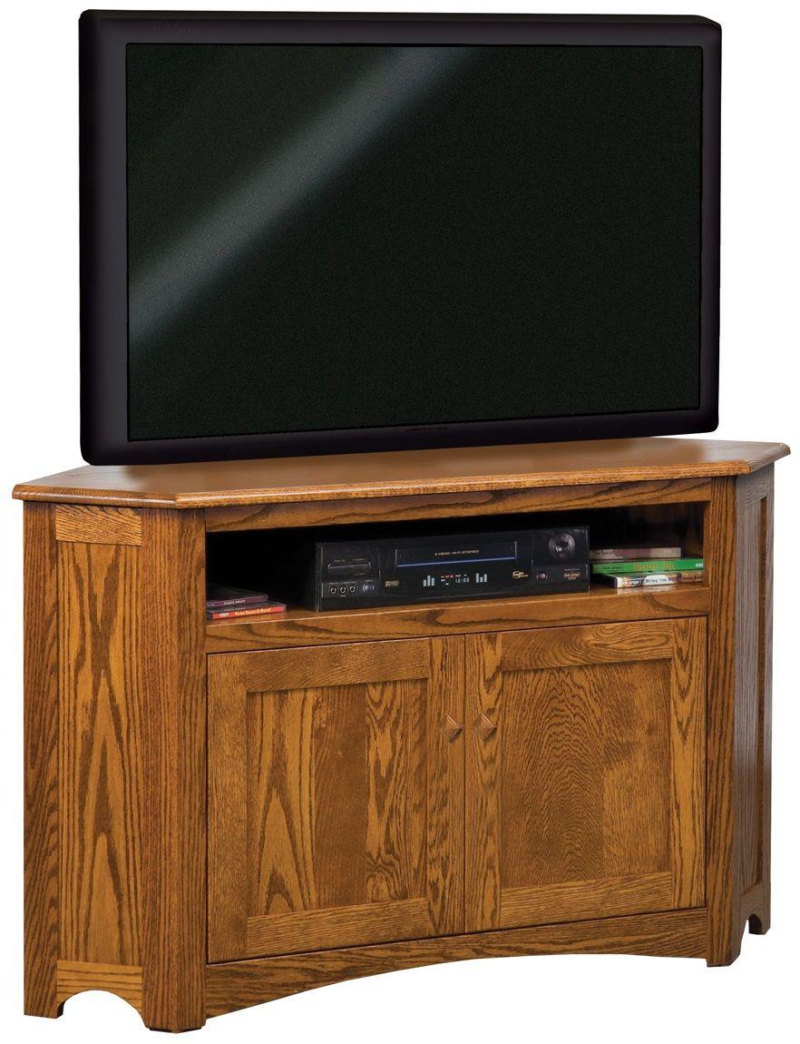 Twin Falls Corner TV Stand
