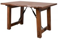 Sawyer Live Edge Pub Table