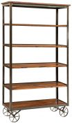 Steeldel Reclaimed Bookcase