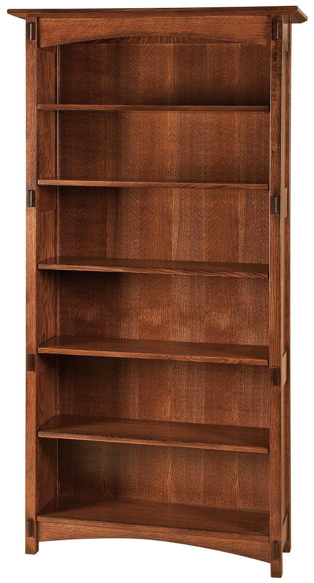 Capistrano 72 Inch Mission Bookcase