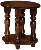 Church Hill Round End Table