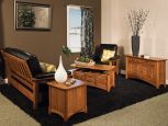 Dorsey Amish Living Room Set