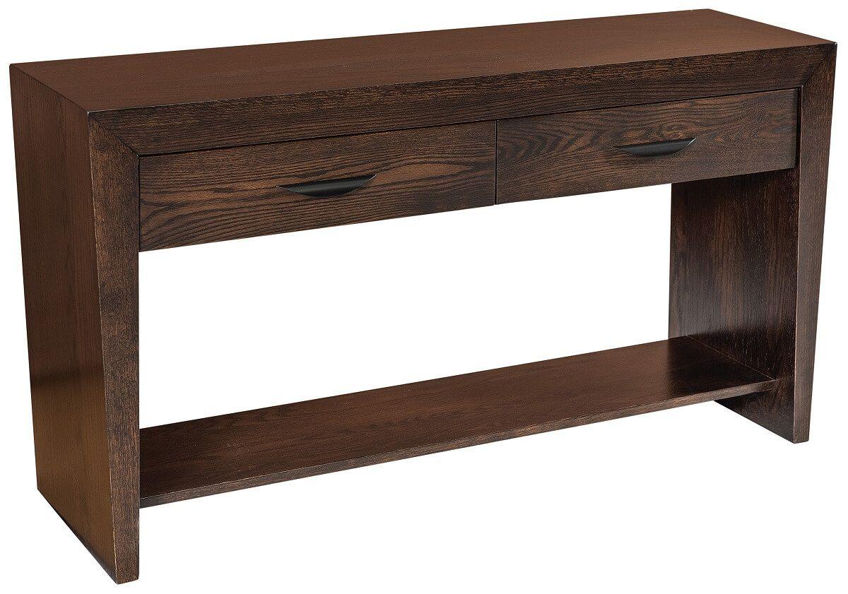 Durham Modern Console Table