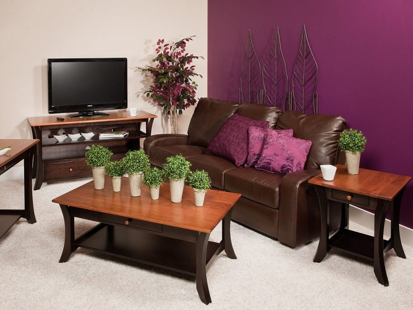 Hancock Living Room Set Countryside Amish Furniture