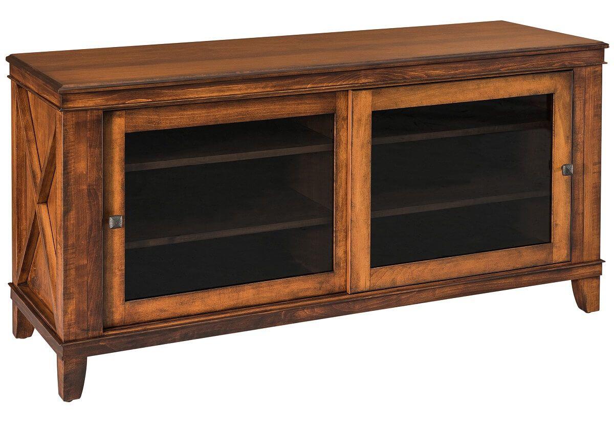 Lake Forest Modern TV Cabinet