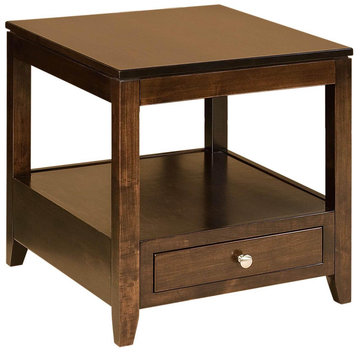 Lintel End Table