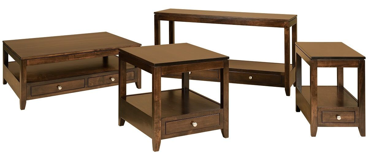 Lintel Occasional Tables