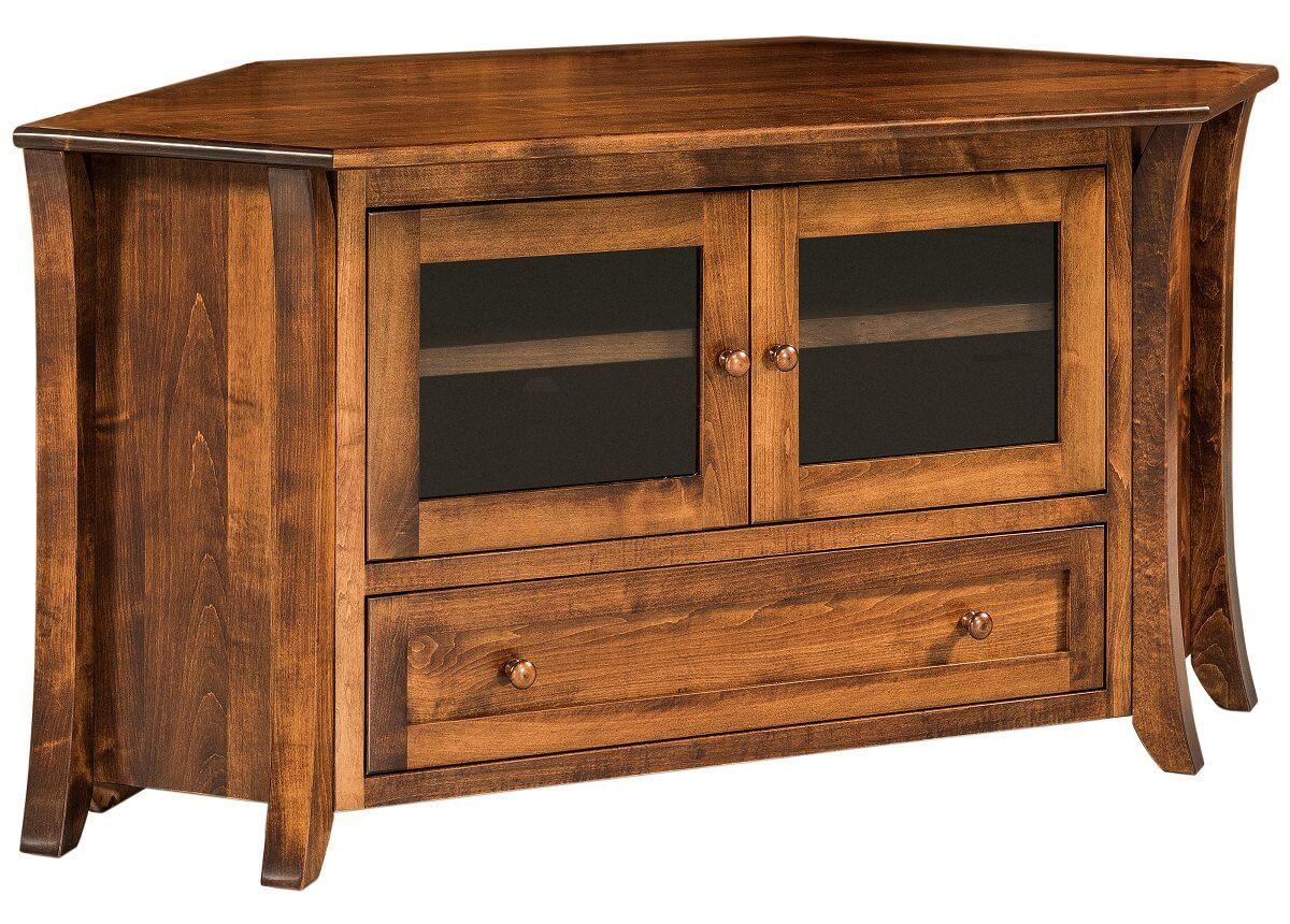 Rockefeller Corner TV Cabinet
