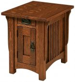 Roosevelt Petite End Table