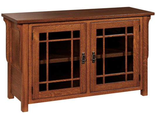 Rushmore 2-Door TV Cabinet