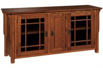 Rushmore 3-Door TV Cabinet