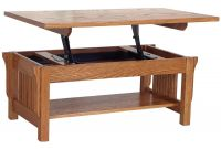 Rushmore Lift Top Coffee Table