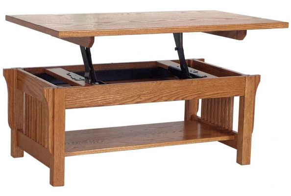 Amish Made Lift Top Coffee Table