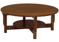 Rushmore Round Coffee Table