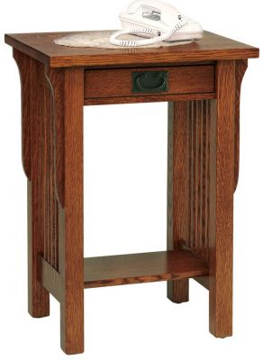 Rushmore Tall Side Table