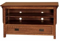 Rushmore Small TV Cabinet with Storage