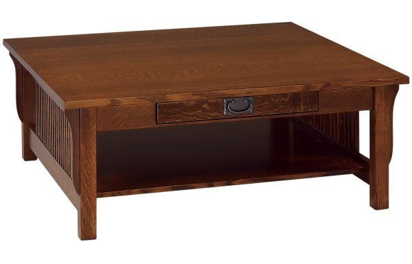 42 Inch Square Coffee Table