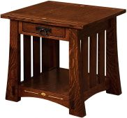 Santa Clara End Table