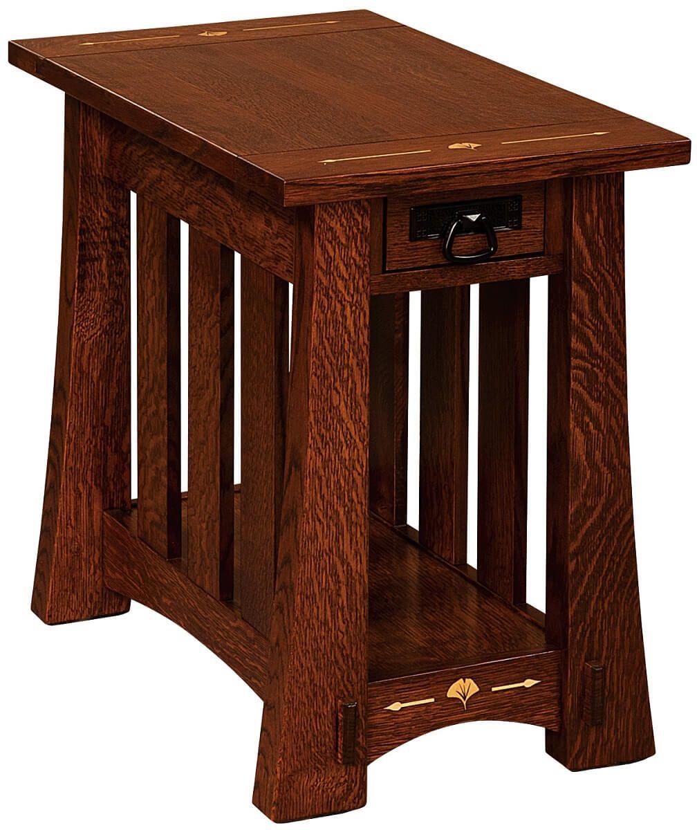 Santa Clara Petite Side Table