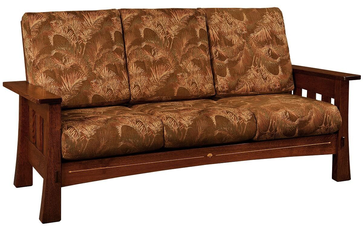 Santa Clara Real Wood Sofa