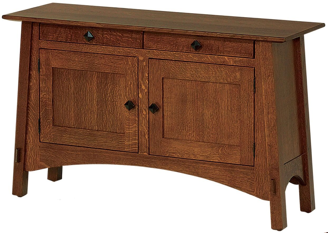 Sebastian McCoy Console Table with Storage
