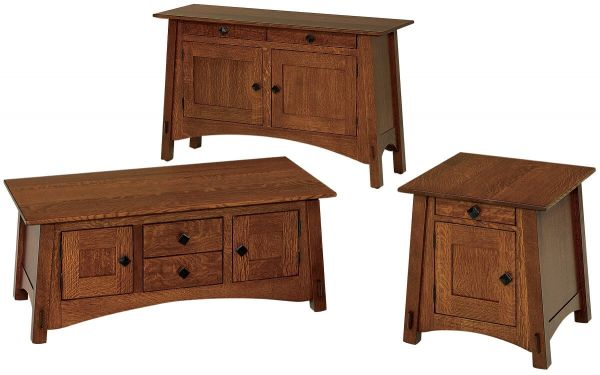 American Made Living Room Tables